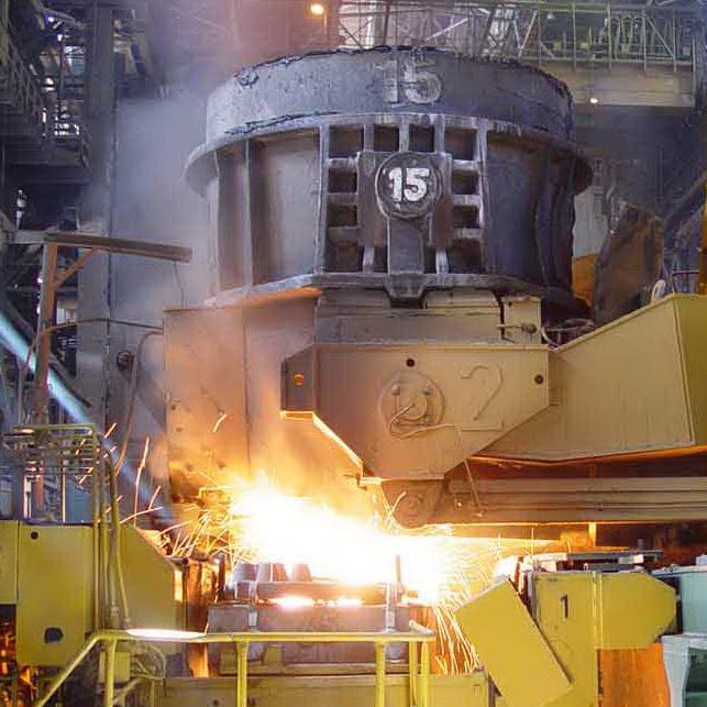 گزارش کارآموزی در کارگاه ذوب فلزات مدرن