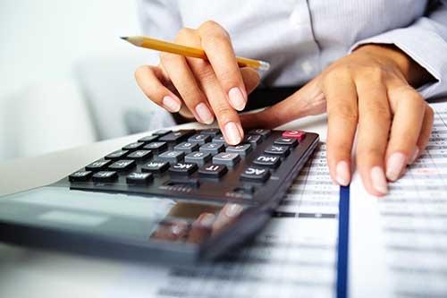 حسابداری شعب بانکها