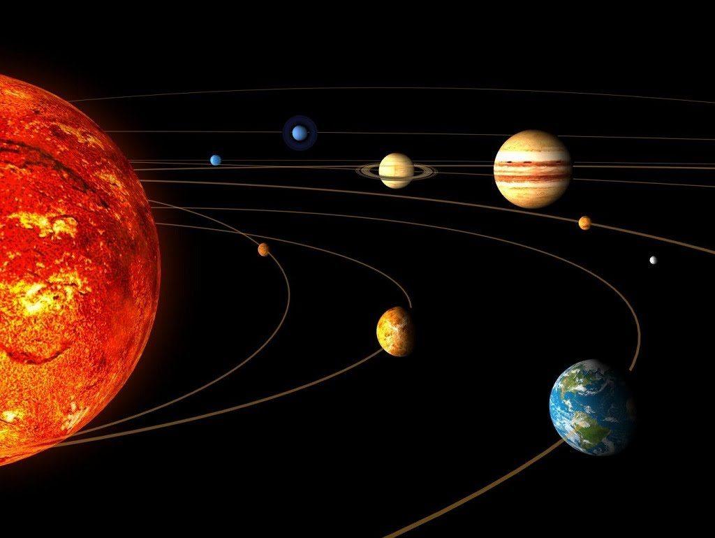 تحقیق خورشید
