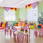 گزارش کارآموزی مهد کودک و آمادگی بهاران
