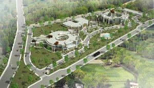 طراحی پارک